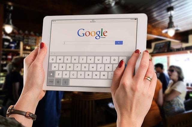 google v tabletu