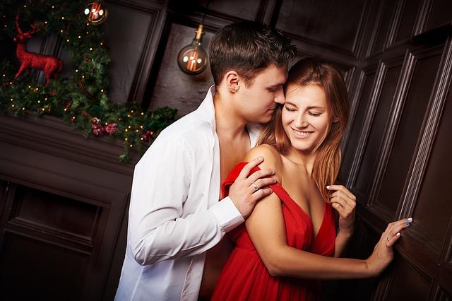 romantika o vánocích