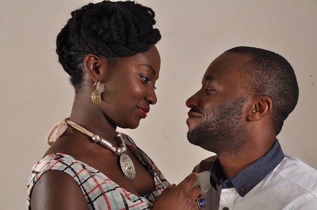 africká láska