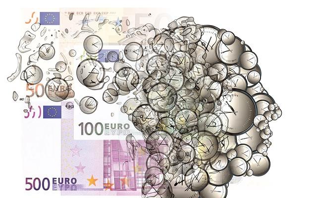 peníze a čas – hodiny